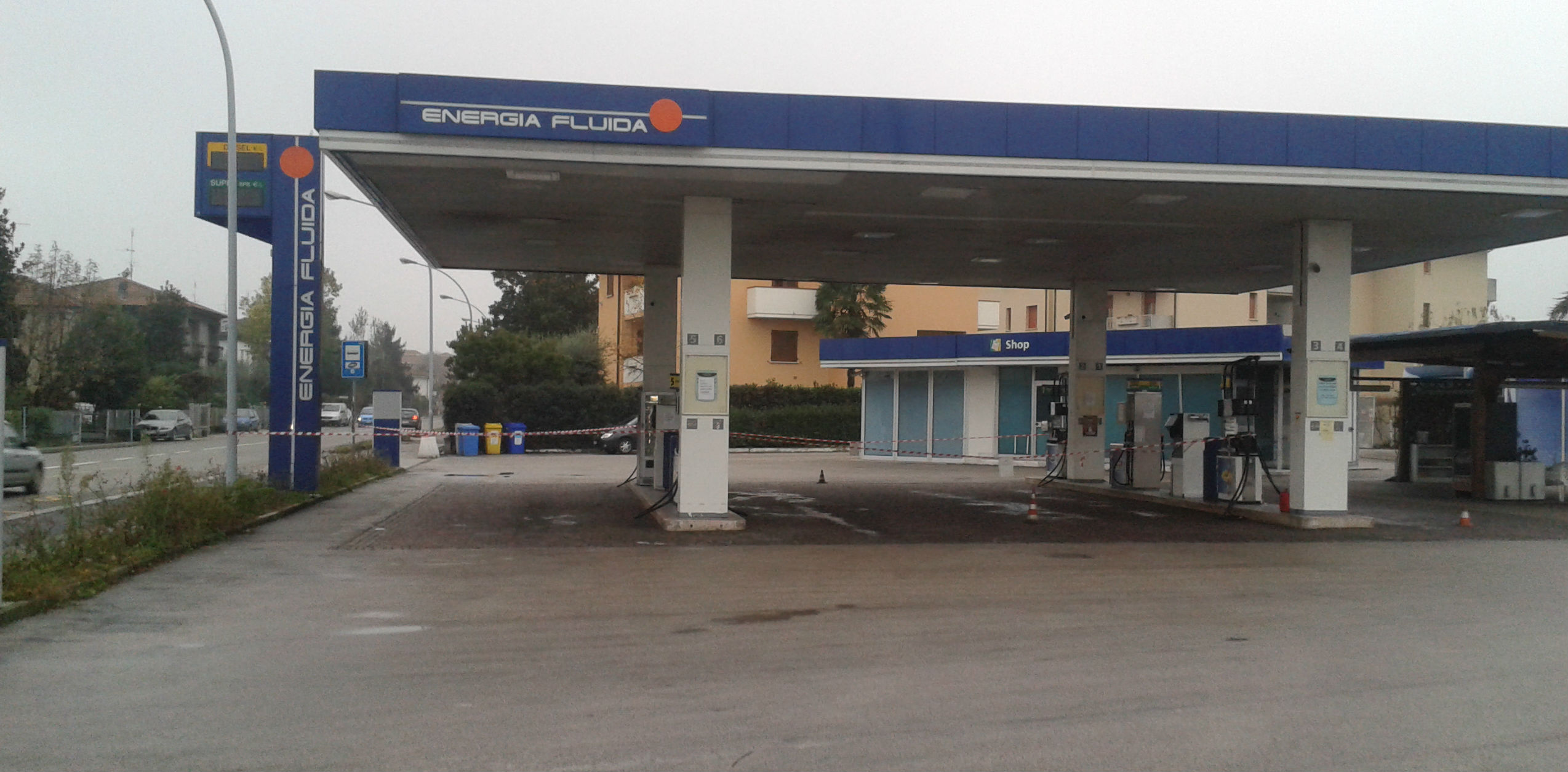 distributore Energia Fluida Forlì