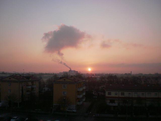 Forlì inquinata