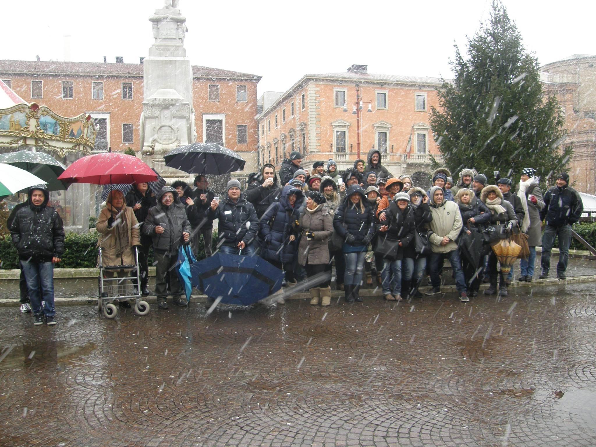 Piazza Saffi Forlì gruppo Facebook Sei di Forlì Se...