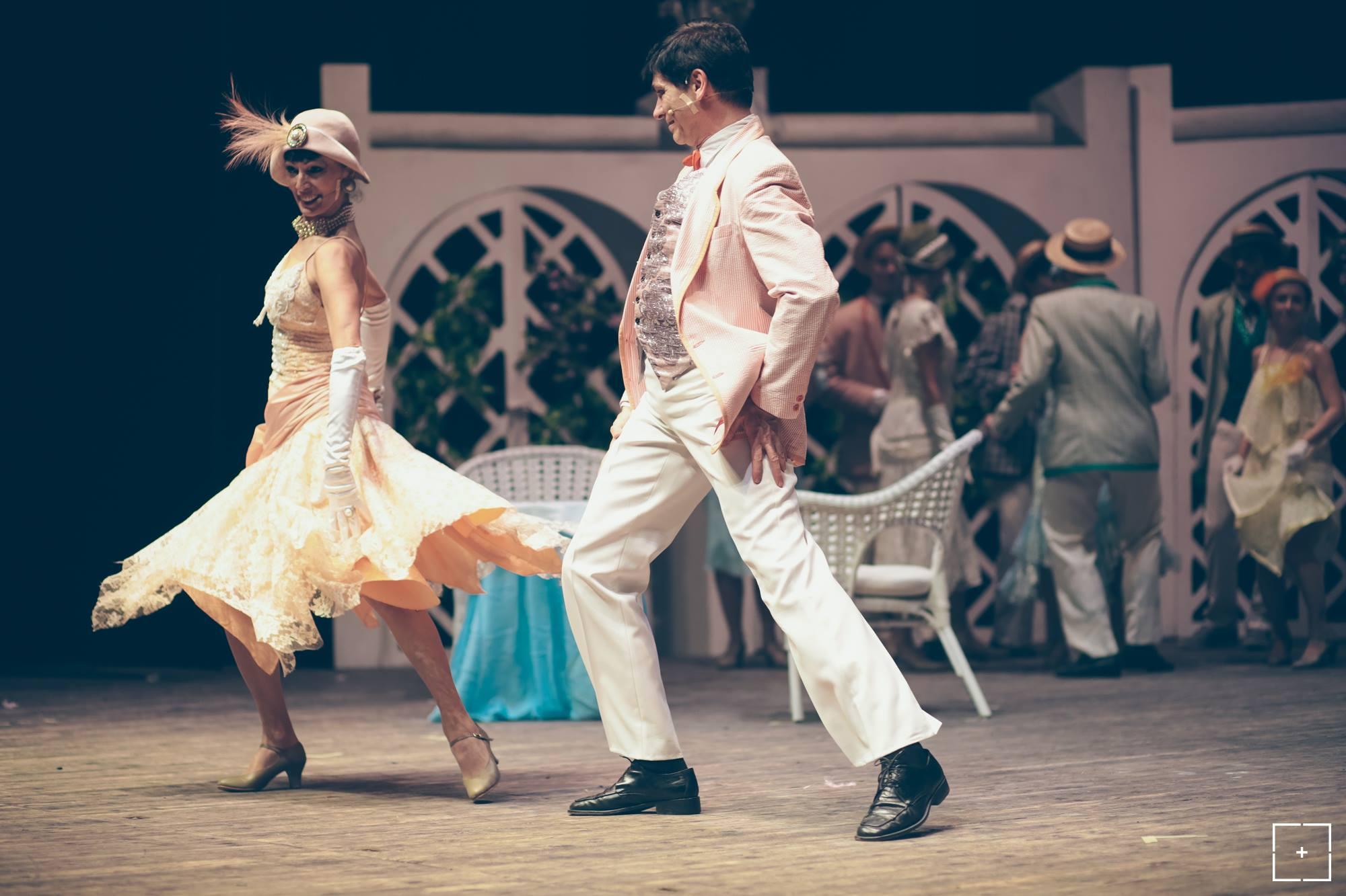 Tè per due Arte Danza Foto Andrea Ghirelli