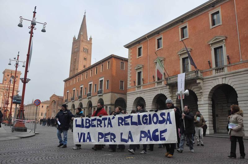 marcia della pace diocesi Forlì Bertinoro