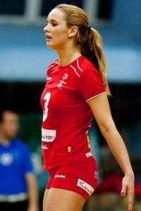 Monika Potokar Volley 2002 Forlì