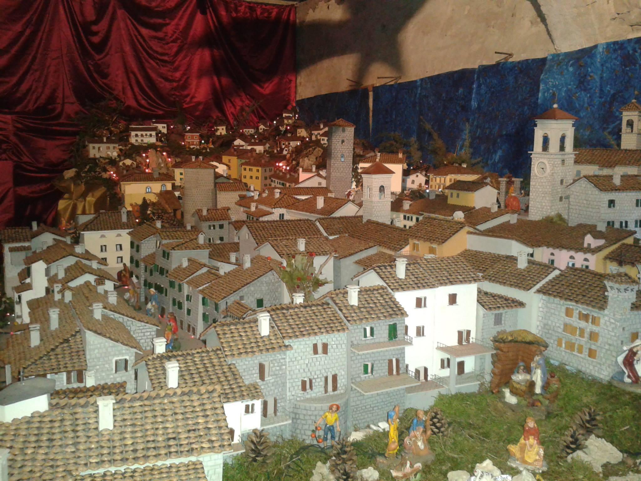 Presepe Portico di Romagna