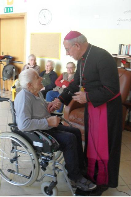 vescovo forlì lino pizzi
