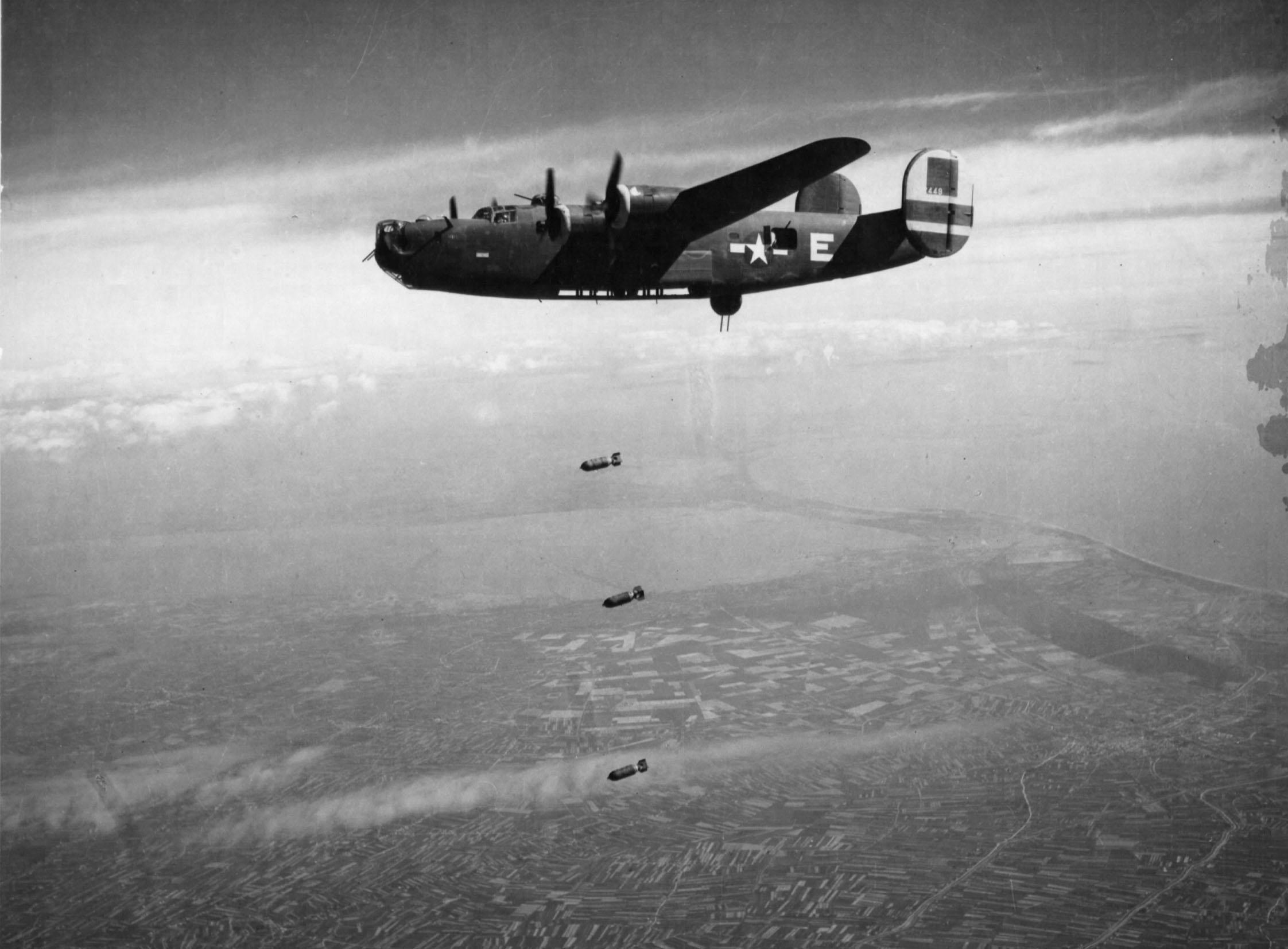 bombardamento alleato di Forlì