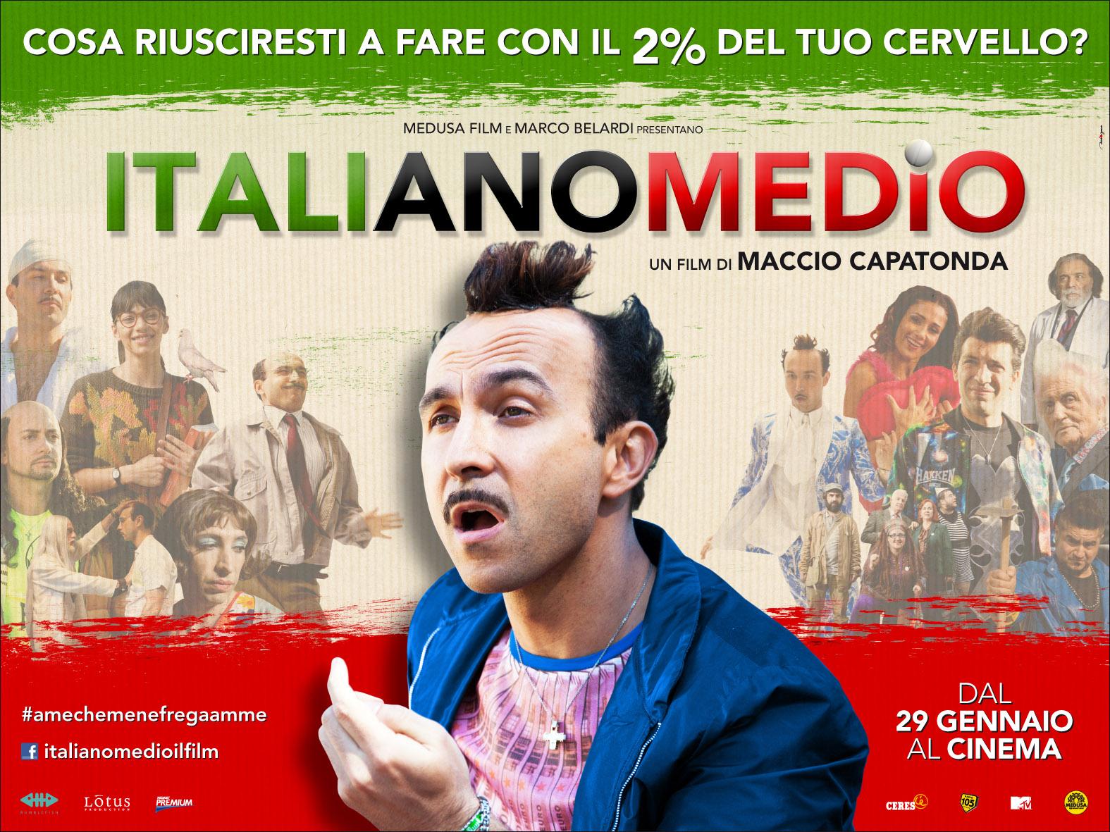 Italiano medio film al cinema - Maccio capatonda un attimo al bagno ...