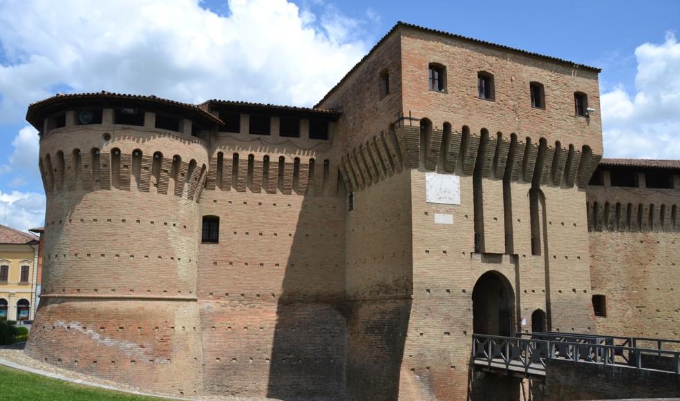 La Rocca Albornoz di Forlimpopoli