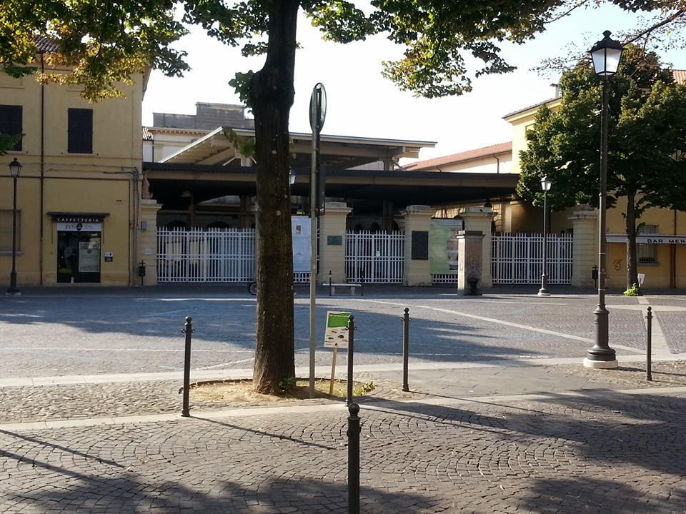 piazza delle erbe Forlì