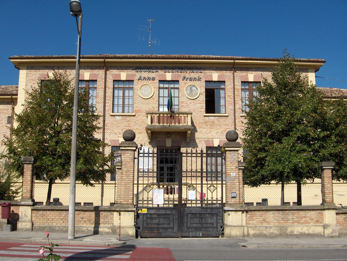 scuola elementare Fiumana