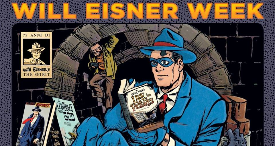 Fumetto will eisner
