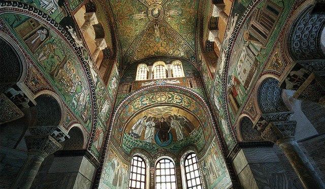 Chiesa San Vitale di Ravenna