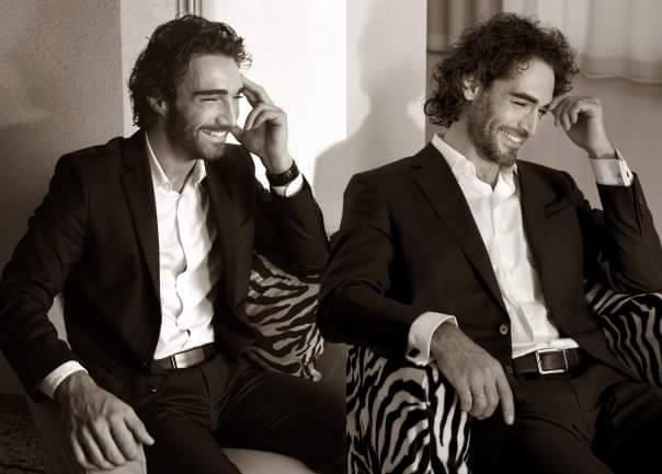 Andrea Ghirelli e Sergio Muniz