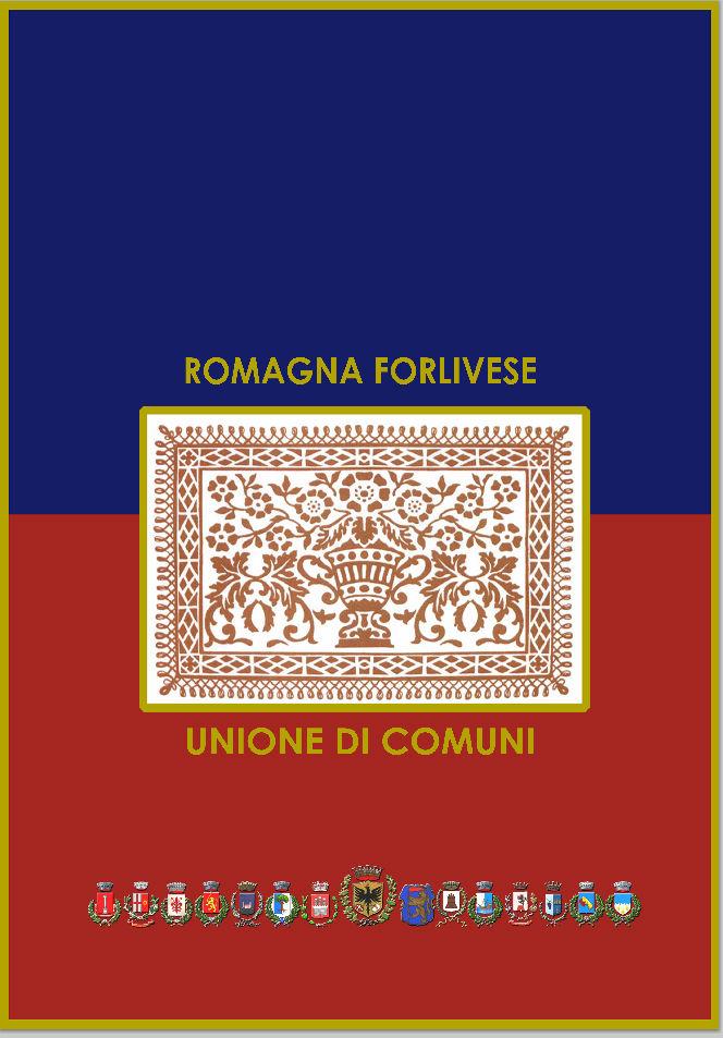 gonfalone Unione dei Comuni