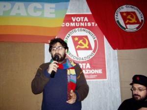 nicola candido rifondazione comunista