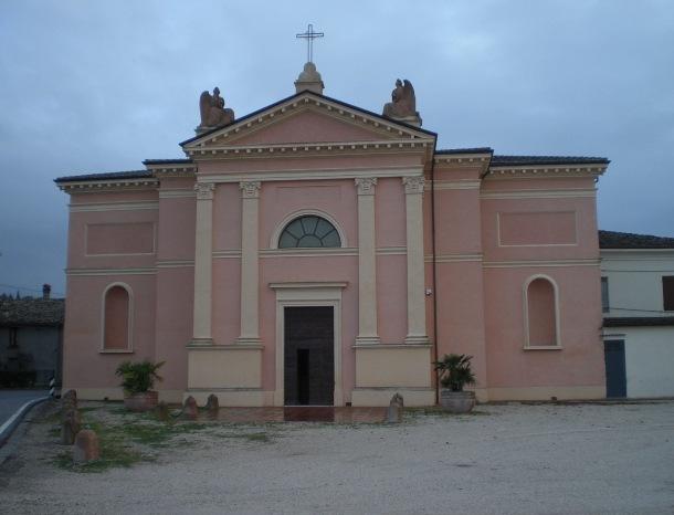 santuario della Madonna del Lago Bertinoro