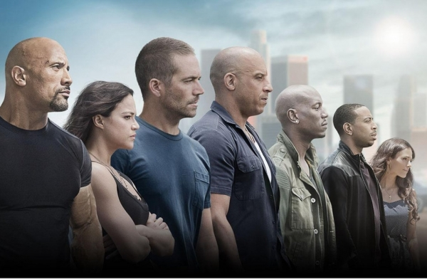 Fast-Furious 7