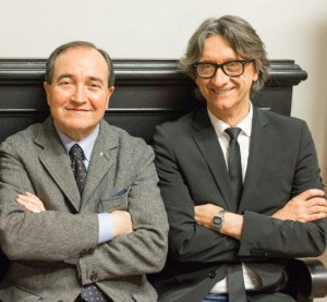 Gabriele Zelli e Marco Viroli