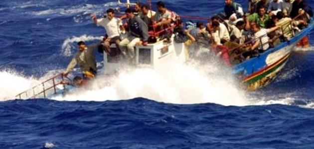 barconi immigrati clandestini