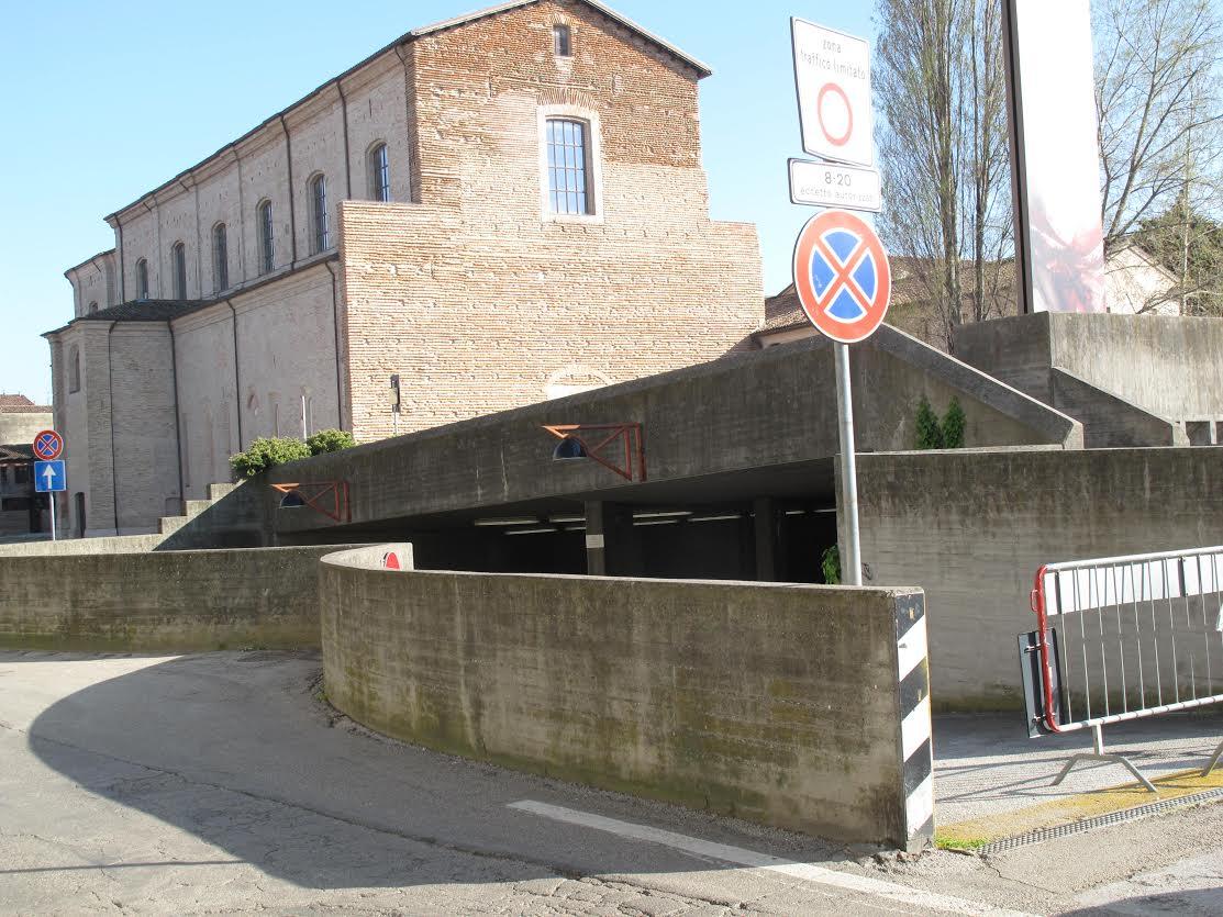 chiesa san giacomo Forlì