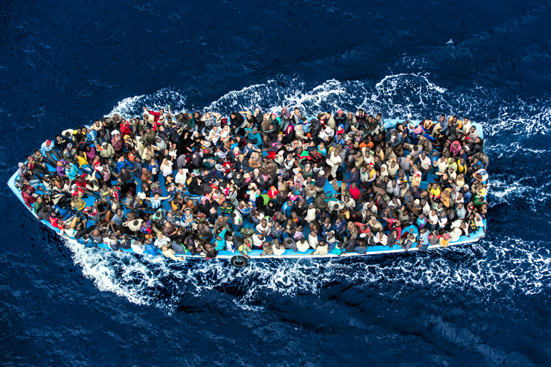 immigrati profughi extracomunitari