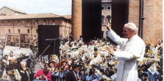 Il Papa a Forlì