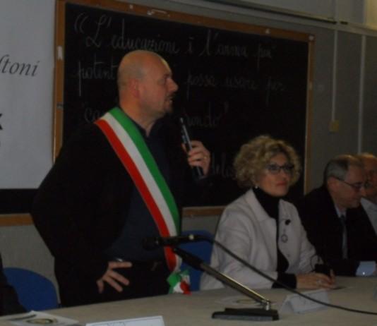 Davide Drei sindaco di Forlì