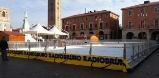 pista di pattinaggio a Forlì