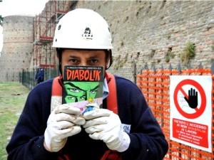 Diabolik a Cesena Comics
