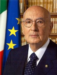 Presidente Napolitano