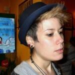 """Sara """"SaX"""" Guidi Personale per Nuvole Parlanti a Forlì 2012"""