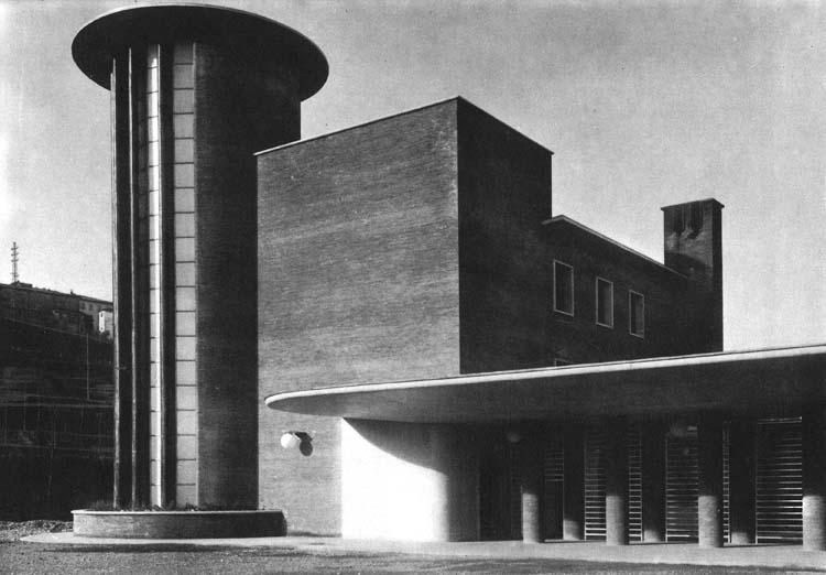 architettura novecento