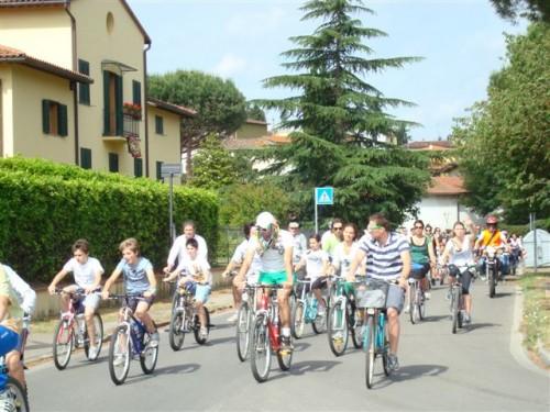 bicicletta ciclisti