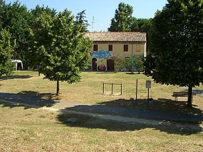 parco via dragoni Forlì