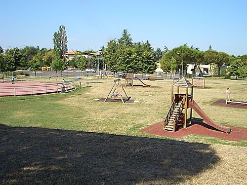 parco giochi harris