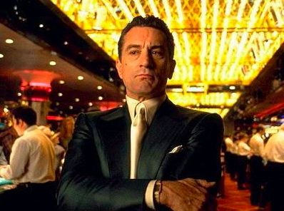 Robert de niro gambling man